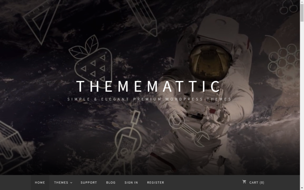 thememattic free wordpress themes